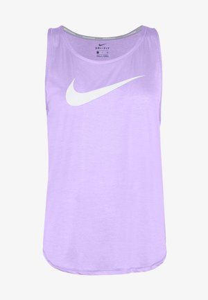 TANK RUN - Camiseta de deporte - light thistle/reflective silver