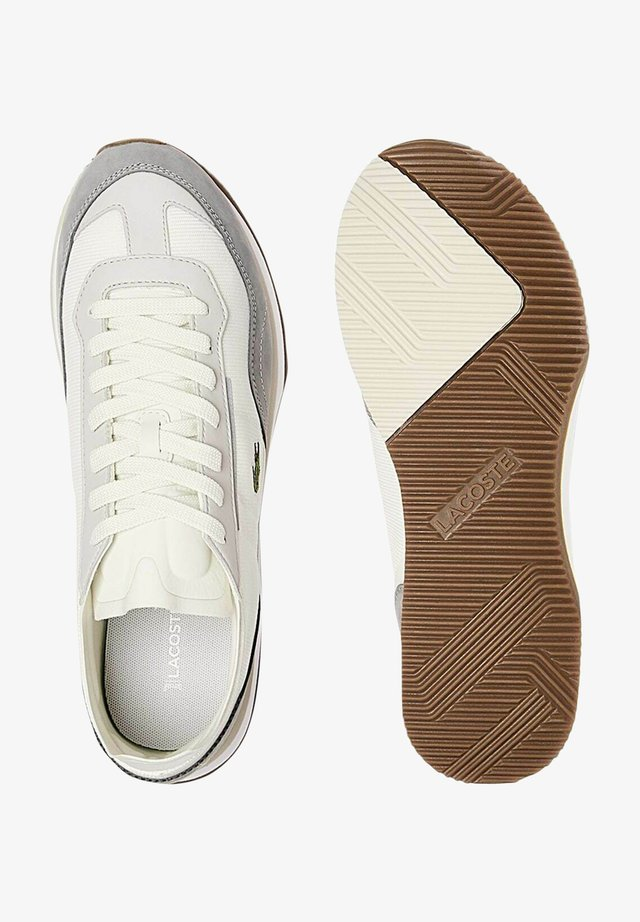 Trainers - off wht gry