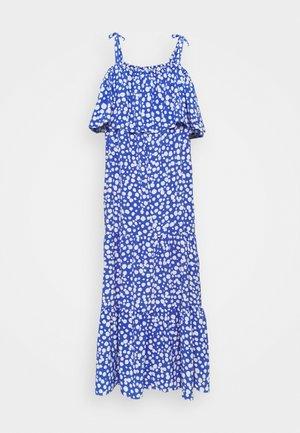Day dress - blue bright