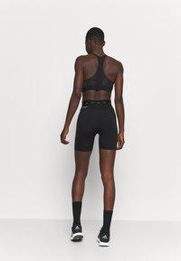adidas Performance - CYCLING SHORT  - Tights - black/white - 2