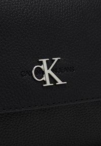 Calvin Klein Jeans - Torba na ramię - black - 3