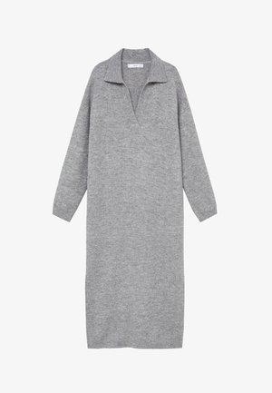 POLIN - Jumper dress - grijs