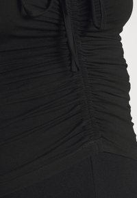 Gina Tricot - FLORENS SINGLET - Topper - black - 6