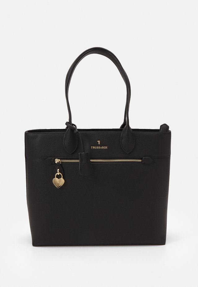 GRANA CERVO - Tote bag - black