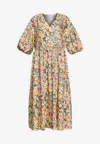 EDITED - LAMYA DRESS - Maxi dress - exotic floral - 5