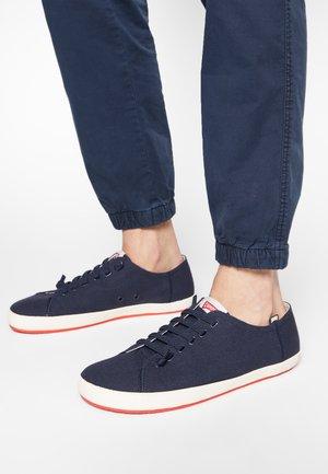 PEU RAMBLA VULCANIZADO - Sneakersy niskie - navy