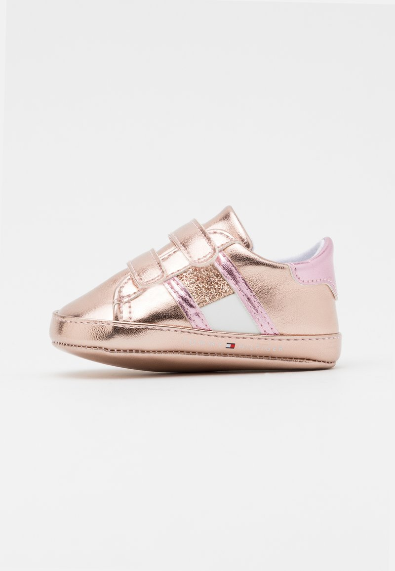Tommy Hilfiger - First shoes - rose gold