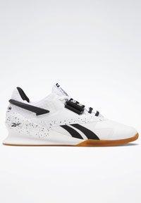 Reebok - LEGACY LIFTER II SHOES - Neutral running shoes - black - 10