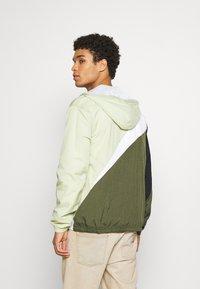Jordan - JUMPMAN  - Training jacket - celadon/cargo khaki/white/black - 2