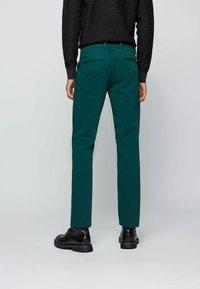 BOSS - SCHINO - Chinos - dark green - 2