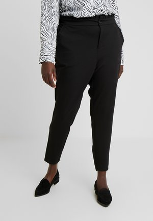 JMADDISON CROPPED PANT - Trousers - black