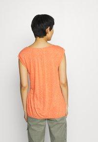 Opus - STROLCHI DOT - Print T-shirt - fresco - 2