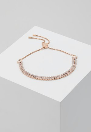 SUBTLE BRACELET  - Bracciale - rosegold-coloured