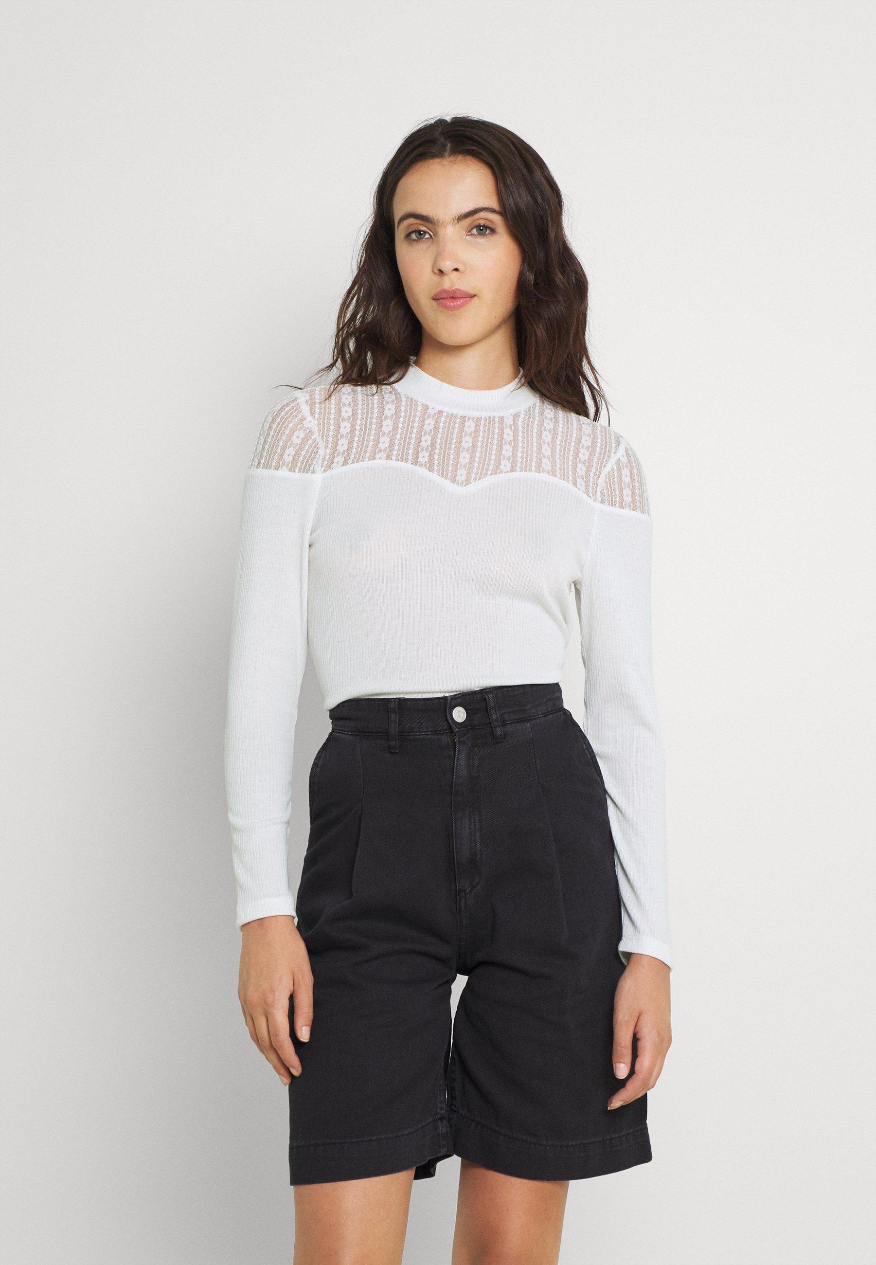 Women ONLBRITT - Long sleeved top