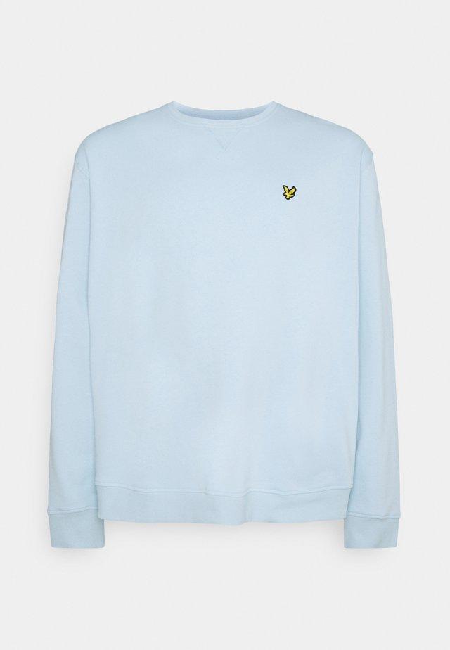 CREW NECK - Sweatshirt - deck blue