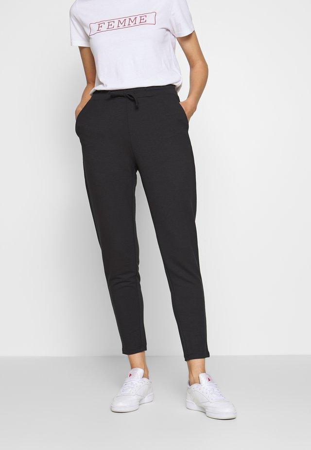 VIOLALN PANTS - Spodnie treningowe - dark grey