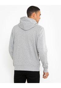 Threadbare - TANGERINE - Zip-up hoodie - grau - 2