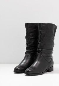 Dune London - ROSALINDA - Vysoká obuv - black - 4
