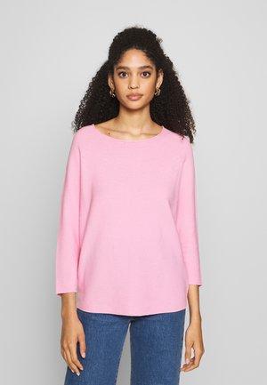 CREW NECK - Jumper - spring pink