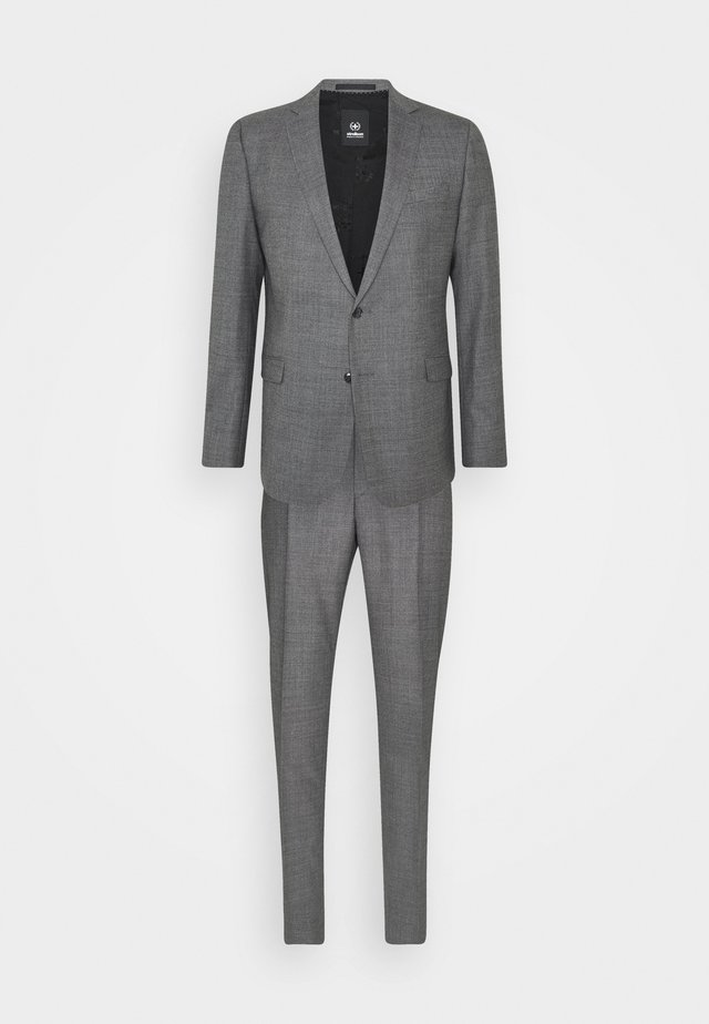 ALLEN MERCER   - Suit - grey