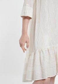 Ana Alcazar - DACOTIS - Shirt dress - offwhite - 4