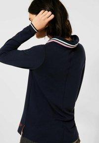 Cecil - Long sleeved top - blau - 2