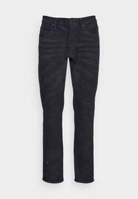 G-Star - TRIPLE STRAIGHT - Jeans Straight Leg - indigo cavalry denim/vintage dark cobler - 3