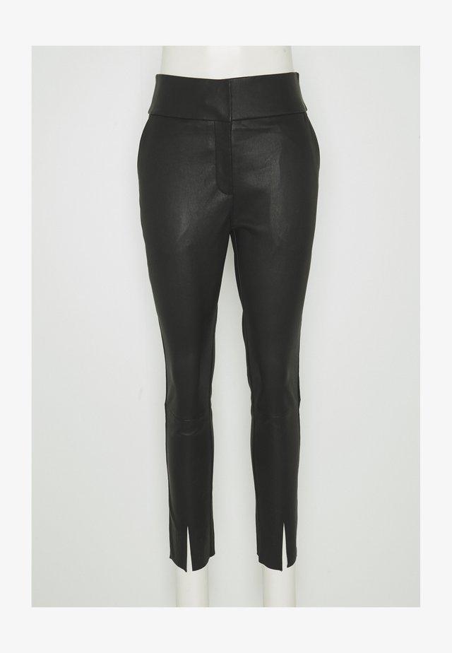 PINAR - Pantalon classique - black