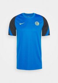 Nike Performance - INTER MAILAND  - Club wear - blue spark/black/tour yellow - 7