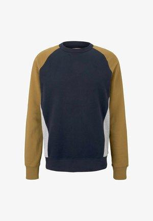 Sweater - sky captain blue
