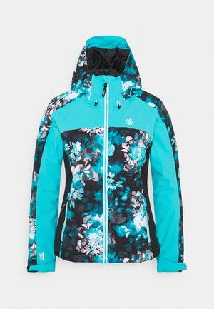BURGEON JACKET - Ski jas - azure