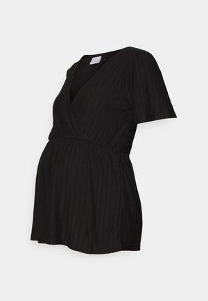 MLKADI - Print T-shirt - black