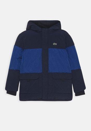 JACKET - Zimní bunda - navy blue/globe