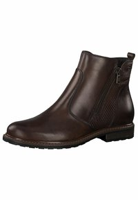 Tamaris - Ankle boots - muscat - 3