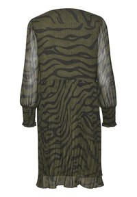 Denim Hunter - Day dress - black zebra print