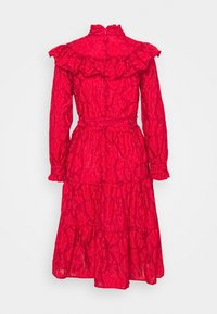 Sister Jane - CHERRY FLORAL MIDI DRESS - Cocktail dress / Party dress - red - 1