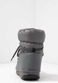 Moon Boot - LOW  WP - Zimní obuv - castlerock - 5