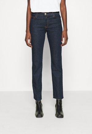 JULYE - Jeans straight leg - dark blue
