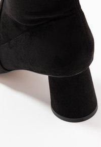 MAX&Co. - ANGELA - Høje støvler/ Støvler - black - 2