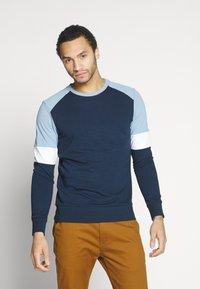 Jack & Jones - JORNE - Sweatshirt - ashley blue - 0
