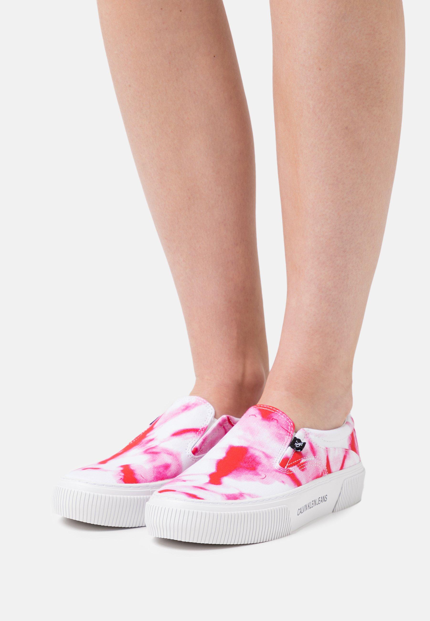 Damen VULCANIZED SKATE MARBL  - Sneaker low