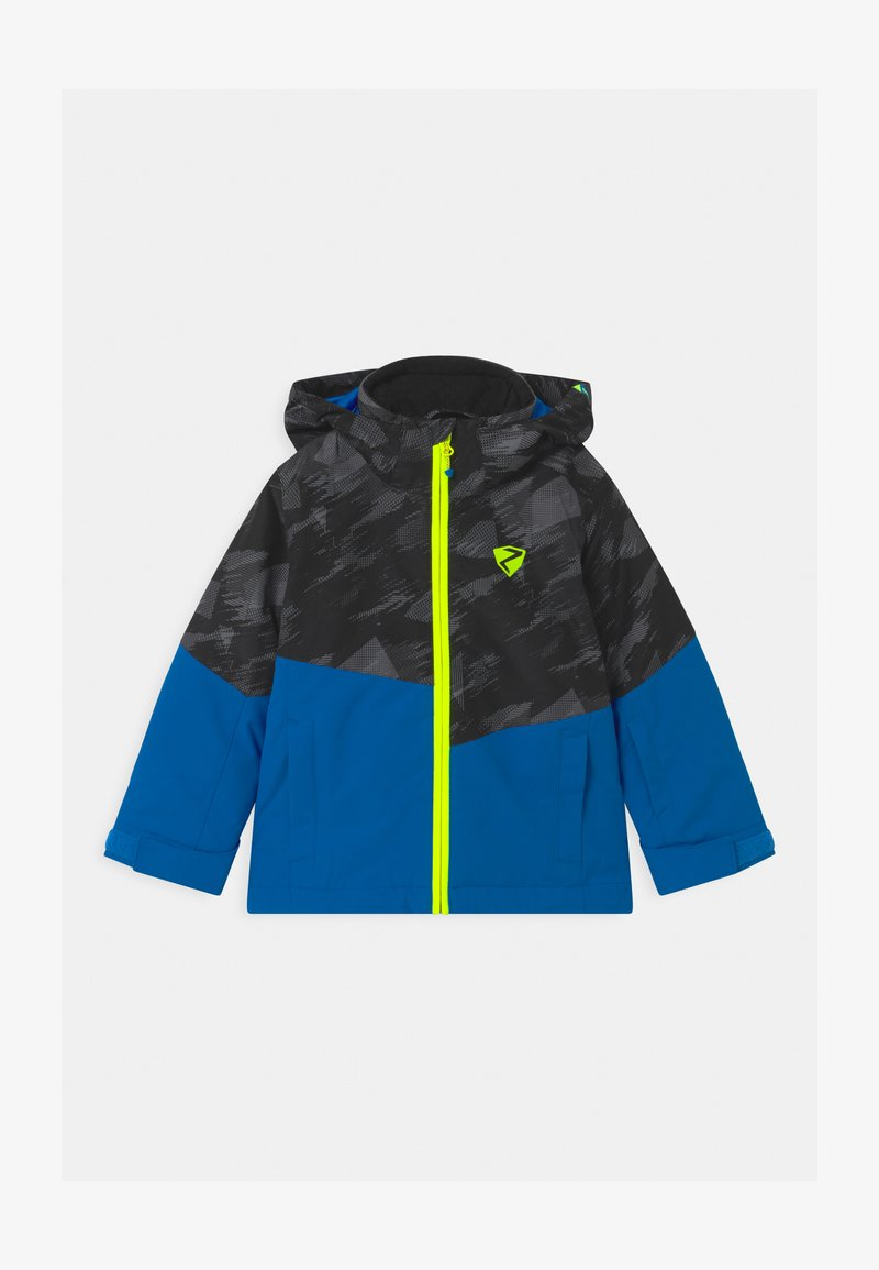 Ziener - ABIAN JUN UNISEX - Snowboardová bunda - persian blue