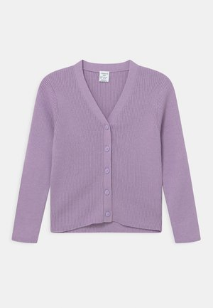 MINI V-NECK - Cardigan - light lilac