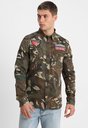 ARMY TROPICS - Shirt - khaki