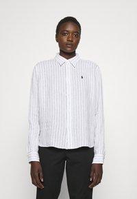 Polo Ralph Lauren - STRIPE - Button-down blouse - white/ polo - 0