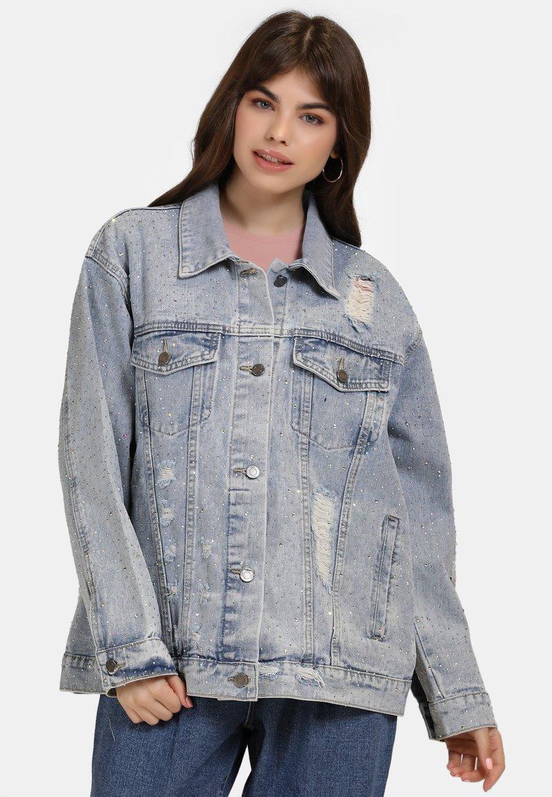 myMo - Denim jacket - blue