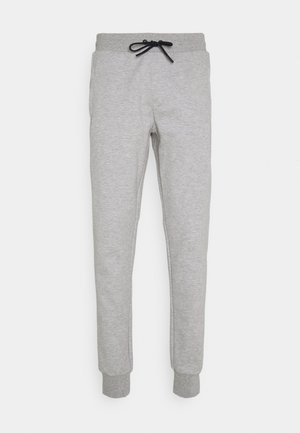 MODERN ESSENTIALS PANTS - Tracksuit bottoms - medium grey heather