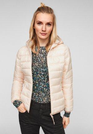 Winter jacket - blush