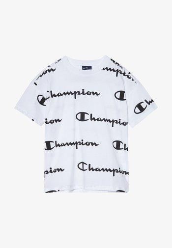 LEGACY AMERICAN CLASSICS  - T-Shirt print - white