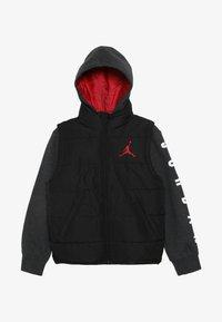 Jordan - JUMPMAN PUFFER - Veste d'hiver - black - 3